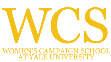 The Women's Camapaign School logo